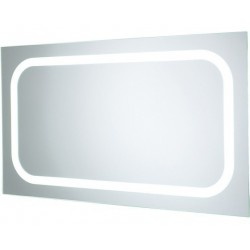 GEDY MIROIR 100X57,5 RECTROECLAIRE