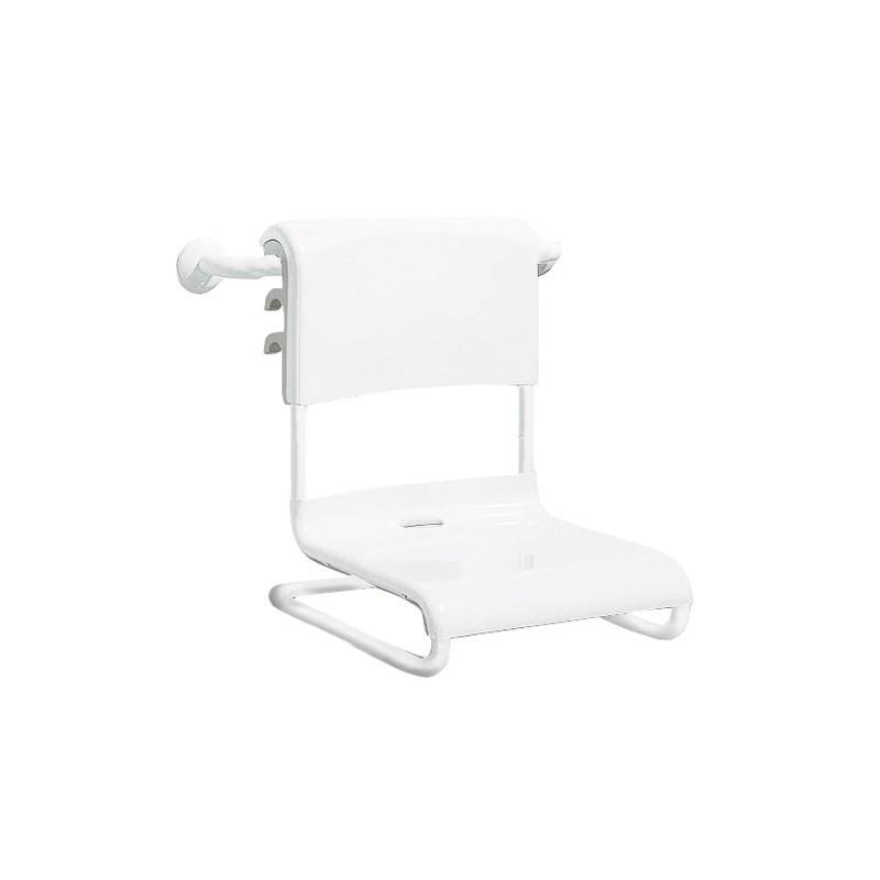 gedy siege pour douche x barre d 39 ap 4896 02. Black Bedroom Furniture Sets. Home Design Ideas