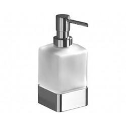 Gedy Lounge Distributeur de savon 7x8,9x15,5 cm - Chrome