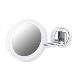 miroir double-face HEWI, rond
