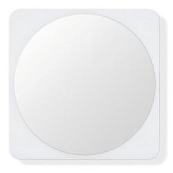 miroir HEWI, 600x600mm, blanc