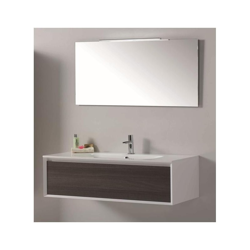 meuble de salle de bain tebas 100 cm tebas 35 100. Black Bedroom Furniture Sets. Home Design Ideas