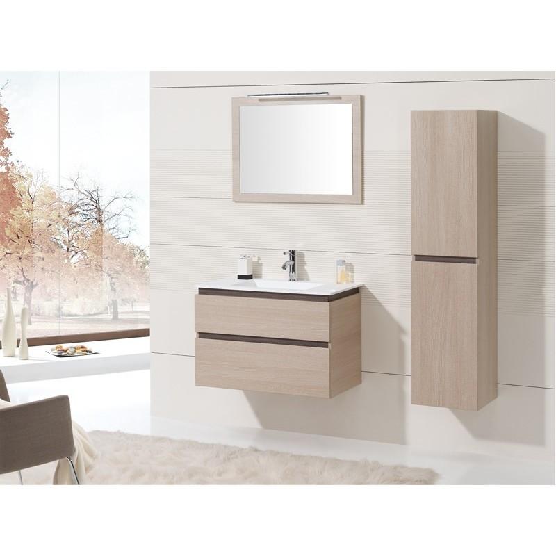meuble de salle de bain luci 80 p60 luci 80 p60. Black Bedroom Furniture Sets. Home Design Ideas