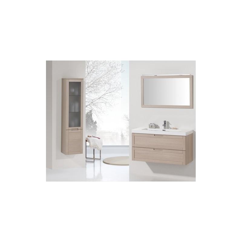 Meuble de salle de bain greta 100 p65 greta 100 p65 for Meuble de salle de bain roca