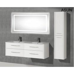 Meuble de salle de bain Asun-t-120-p66