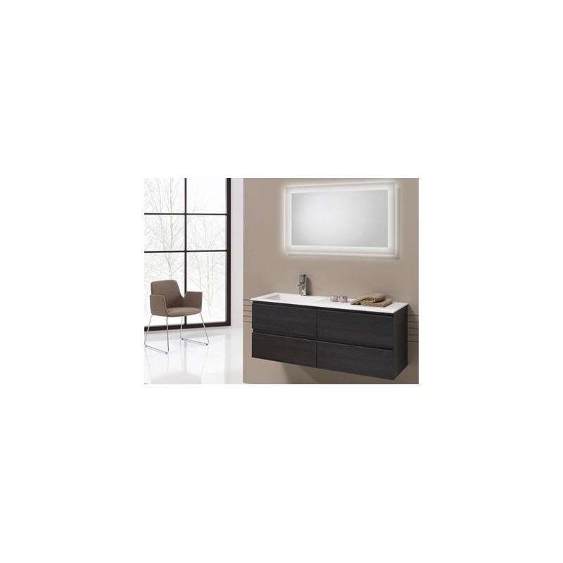 Meuble de salle de bain yasmin 120 p68 yasmin 120 p68 for Meuble salle de bain 120
