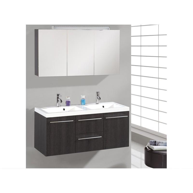 Meuble de salle de bain Aida-c5-120-p74: Aida-c5-120-p74