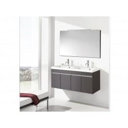 Meuble de salle de bain Aida-cf-1-120 cm