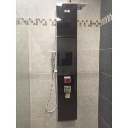 colonne de douche au meilleur prix chez banio salle de bain. Black Bedroom Furniture Sets. Home Design Ideas