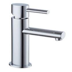 Milano Robinet de lavabo Vidage automatique Chrome