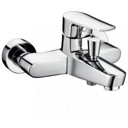 Garda Robinet de bain/douche Nu Chrome