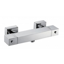Padova Robinet de douche Thermostatique NU Chrome