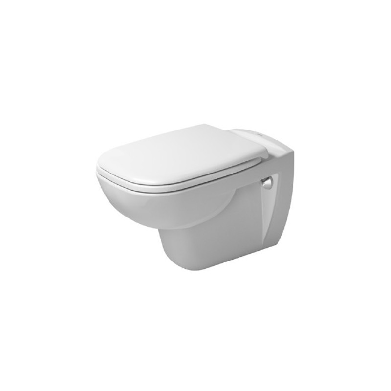 Duravit Wc Bril.Duravit Pack D Code Hangwc Met Soft Close Bril