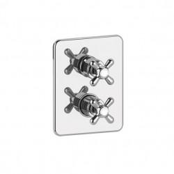 PONSI mitigeur thermostatique a encastrer avec inverseur 3 voies classic