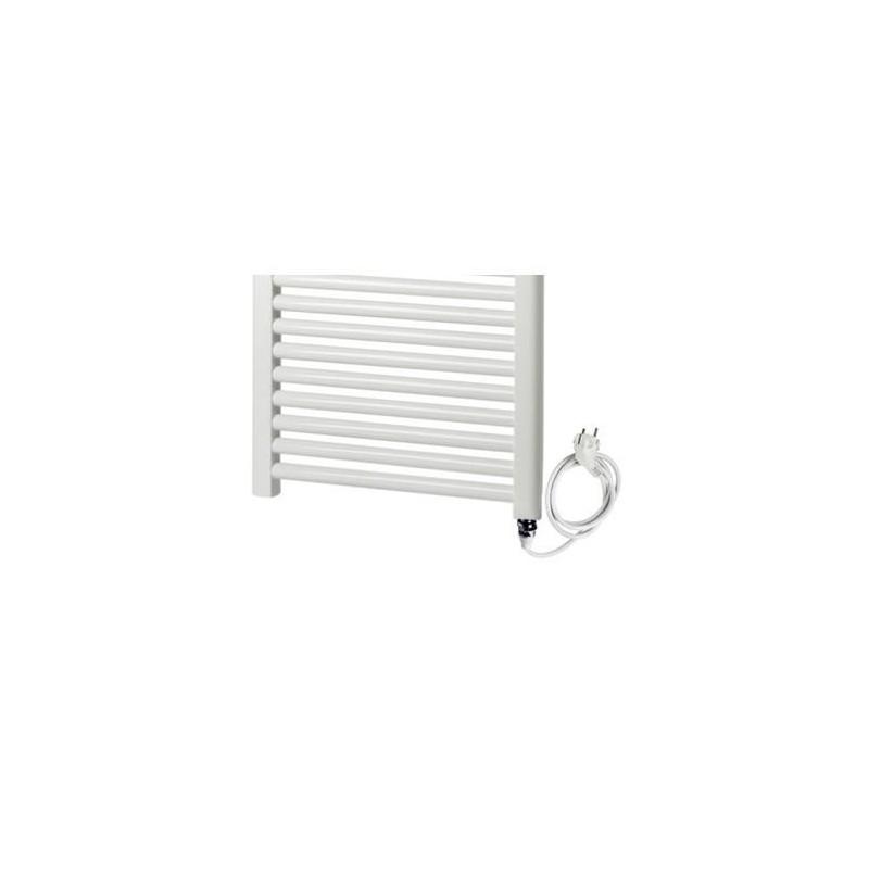 radiateur s che serviette lectrique 60x120 cm blanc banio. Black Bedroom Furniture Sets. Home Design Ideas