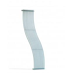 BANIO Radiateur Sèche-serviette  Modèle  CERSIOPEA                  Couleur : Chromé  Largeur:   430 Hauteur: 1.700