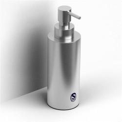 clou Sjokker distributeur de savon à poser 200cc, inox brossé. Prix à la pièce