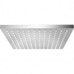 PONSI Tête de douche carré de 25x25 cm  orientable