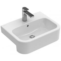 Villeroy & Boch Architectura Vasque semi-encastrée Blanc AntiBac