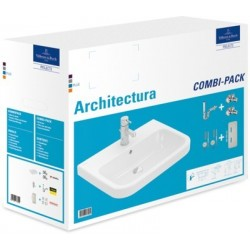 Villeroy & Boch Architectura Combipack Blanc