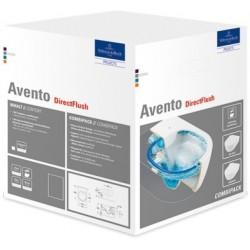 Villeroy & Boch Avento Combipack Blanc CeramicPlus