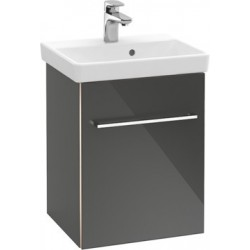 Villeroy & Boch Avento Meuble sous-lavabo Crystal Black
