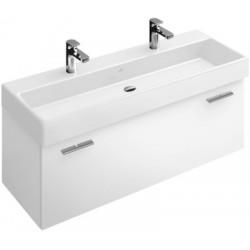 Villeroy & Boch Central Line Meuble sous-lavabo Glossy White