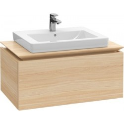 Villeroy & Boch Legato Meuble sous-lavabo Glossy White