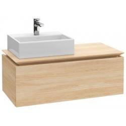 Villeroy & Boch Legato Meuble sous-lavabo White Wood