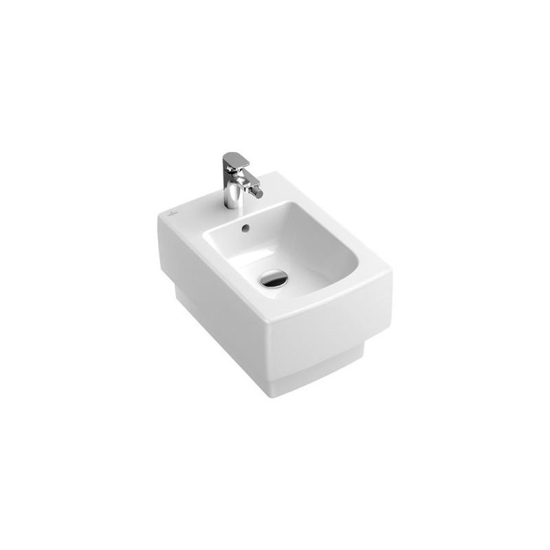 villeroy boch memento bidet blanc new glory ceramicplus 542800u7. Black Bedroom Furniture Sets. Home Design Ideas