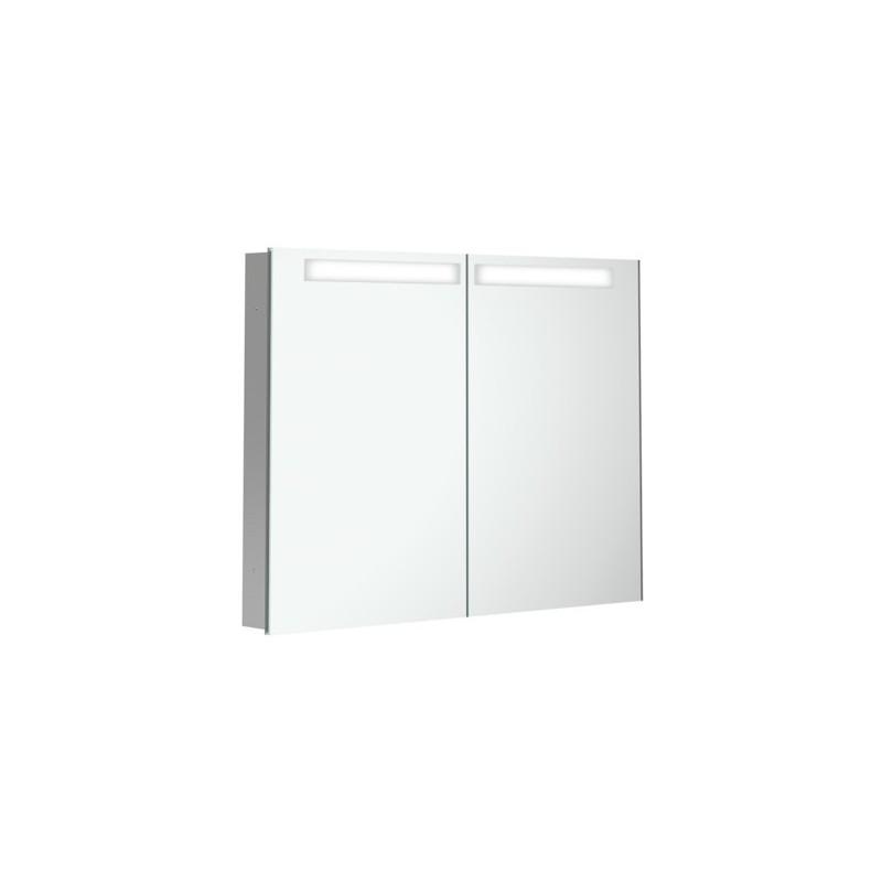 Villeroy boch my view in armoire de toilette encastrer - Armoire de toilette avec prise de courant ...