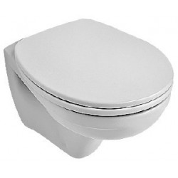 villeroy boch omnia classic cuvette fond creux compacte blanc ceramicplus 766710r1. Black Bedroom Furniture Sets. Home Design Ideas