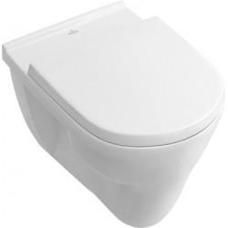 Villeroy & Boch O.novo Cuvette à fond plat Blanc CeramicPlus