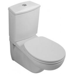 Villeroy & Boch O.novo Cuvette pour ensemble WC à fond creux Blanc CeramicPlus