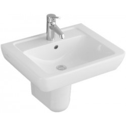 Villeroy & Boch Subway Cache-siphon Blanc