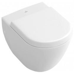 villeroy boch subway cuvette fond creux compacte blanc 66041001. Black Bedroom Furniture Sets. Home Design Ideas