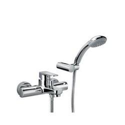 Paffoni sly Mitigeur bain/douche apparent avec set de douche