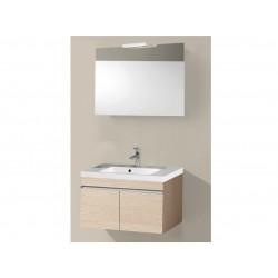 Meuble de salle de bain Aida CF1 80 cm