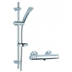 Damixa Thermostatiques Thermixa 400 therm. douche + set de douche Rowan compl. chromé