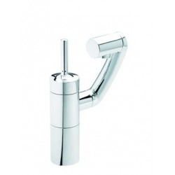 Damixa Salle de bain mitigeur lavabo/bidet avec vidage click chromé