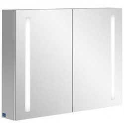 Villeroy boch my view 14 armoire de toilette n a a4221000 - Armoire de toilette avec prise de courant ...