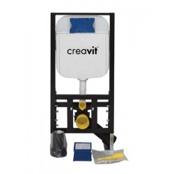 BATI SUPPORTS CREAVIT POUR WC SUSPENDU  3-6L