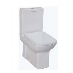 Banio WC Lara  blanche cuvette