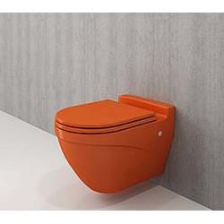 Banio-Banio-Bocchi  design cuvette suspendue  orange
