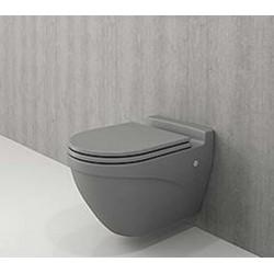 Banio-Bocchi  design cuvette suspendue  mat gris