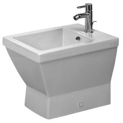 DURAVIT 2nd floor Bidet sur pied  2ND FLOOR BLANC WONDERGLISS