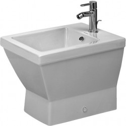 DURAVIT 2nd floor Bidet sur pied  2ND FLOOR BLANC 3TR