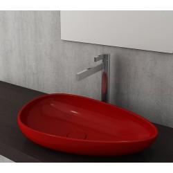 Banio Bocchi Etna ovaal wastafel 595x370  rood