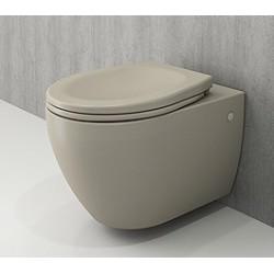 Banio Bocchi Jet Flush ophang wc mat kashmir, met sproeier