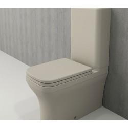 Banio Bocchi Scala Arch staande wc onderpot met sproeier mat jasmine